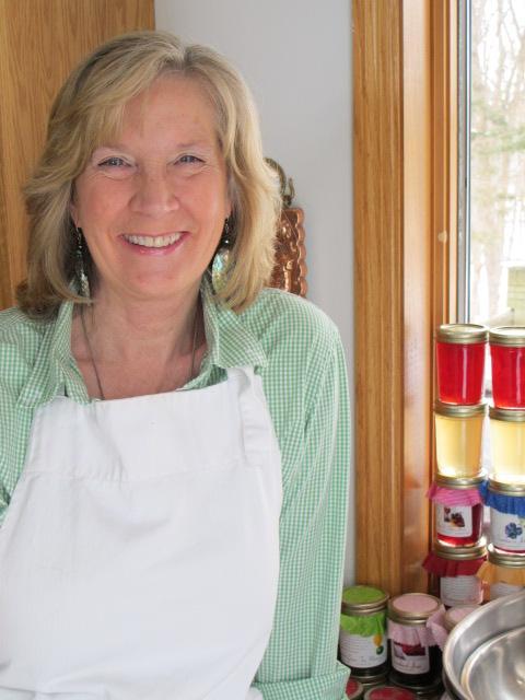Dorothy Stainbrook in the HeathGlen Kitchen