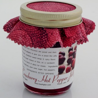 Cranberry Hot Pepper Jelly