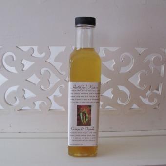Orange & Chipotle Simple Syrup