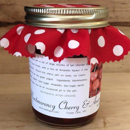 Cherry Amaretto Jam
