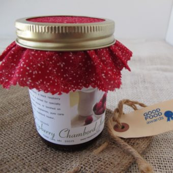 Raspberry Chambord Jam - Good Food Awards
