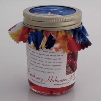 Raspberry Habanero Jelly