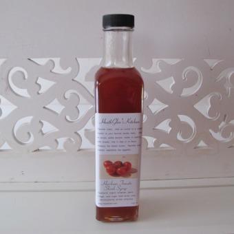Heirloom Tomato Shrub Syrup