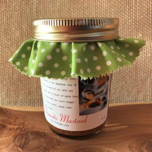 Heirloom Tomato Mustard