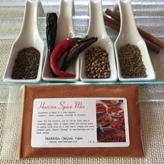 Harissa Spice Blend