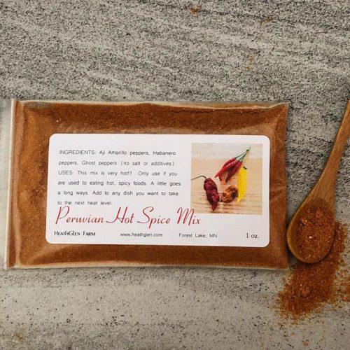 Peruvian Chile Spice Blend
