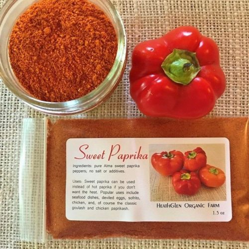 Sweet Paprika Spice