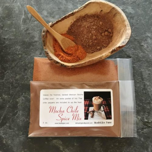 Mocha Chile Spice Mix