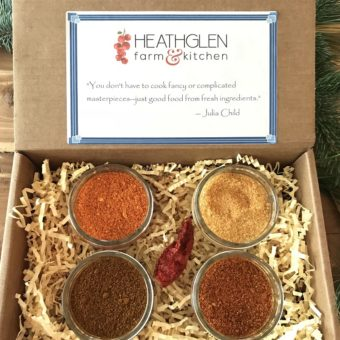 Gift Box - Spices