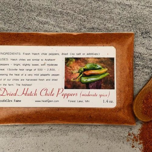 Hatch chile pepper spice